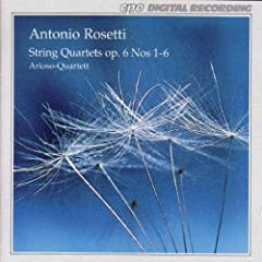 String Quartet in A major, Op. 6, No. 1: II. Menuetto: Moderato