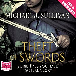 Theft of Swords Hörbuch