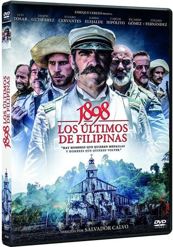 1898, Los Ultimos De Filipinas (Widescreen, Dolby, AC-3)