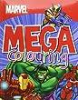 Marvel Super Heroes Mega Colouring
