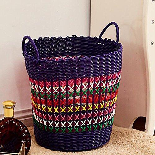 cesti-tessuto-plastica-contenenti-cestini-cestino-giocattoli-7-colori-sono-disponibili-colore-d-