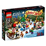 LEGO City Town Advent Calendar Stacki...