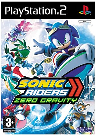 Sonic Riders: Zero Gravity (PS2)