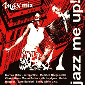 Jazz Me Up! - Max Mix [1998]