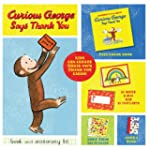 Curious George Says Thank You Book an...