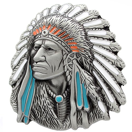 qq-fashion-men-vintage-silver-native-3d-indian-chief-head-feather-rodeo-zuni-navajo-belt-buckle