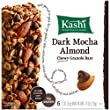 Kashi Chewy Granola Bars, Dark Mocha Almond, 7.4 Ounce (Pack of 6)