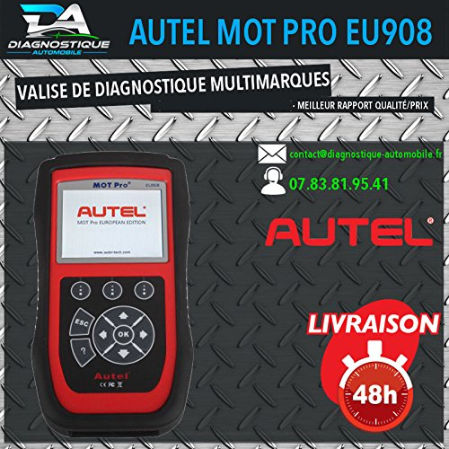 Best Deal Misterâ Diagnostic Tool Obd2â Diagnostic Autel Mot Pro