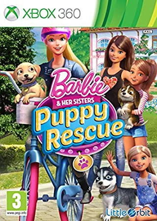 Barbie and Her Sisters Puppy Rescue (Xbox 360)