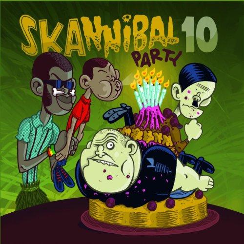 VA – Skannibal Party Vol.10 (2011) [FLAC]