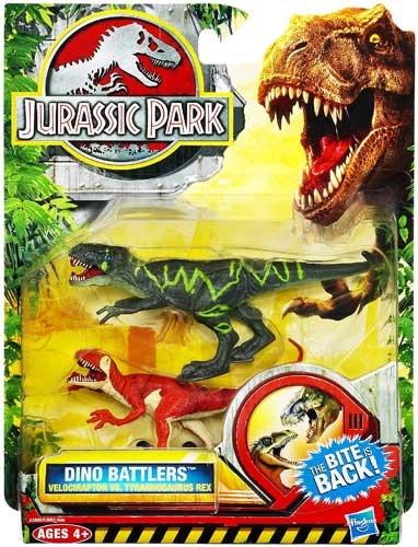 Jurassic Park Dinosaur Toys front-22595