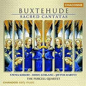 Buxtehude: Cantates sacr�es