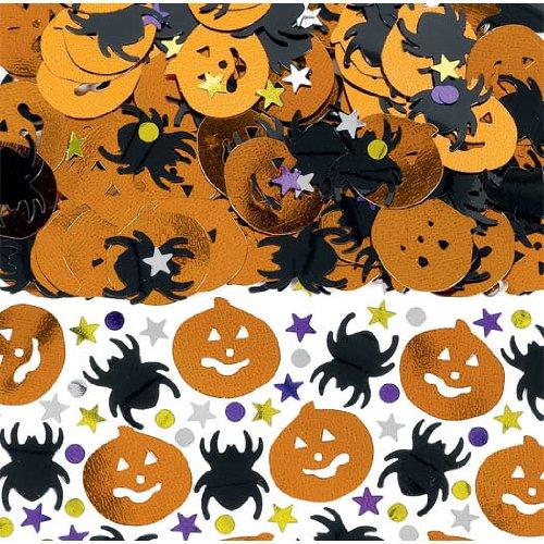 Halloween Metallic Mix Confetti- 2.5oz. - 1