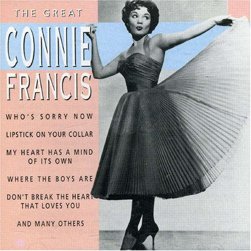 Connie Francis - The Great Connie Francis - Zortam Music