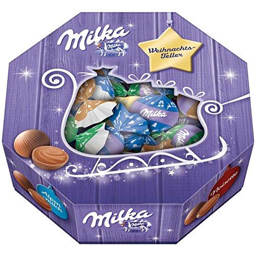 Milka Christmas Plate (Weihnachts-Teller) 144g