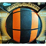Oglo Sports Orange Glow In The Dark Basketball Youth Size 5