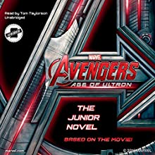 Marvel's Avengers: Age of Ultron: The Junior Novel (       UNABRIDGED) by Marvel Press Narrated by Tom Taylorson