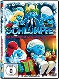 DVD Cover 'Die Schlümpfe - Eine schlumpfige Weihnachtsgeschichte