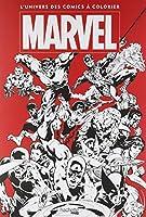 Marvel: L'univers des comics à colorier