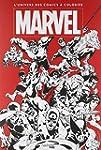 Marvel: L'univers des comics � colorier