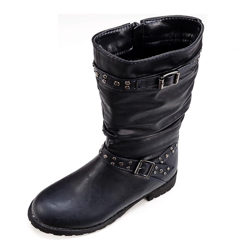 Kinder Schuhe Boots winterschuhe (140A) winterstiefel stiefel Mädchen Schuhe Neu bestellen