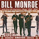 & His Bluegrass Boys 1950-1958