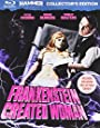 Frankenstein Created Woman [Blu-ray] [Import]