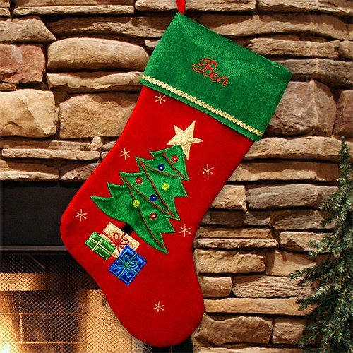 Top 5 Best personalized velvet christmas stockings for ...