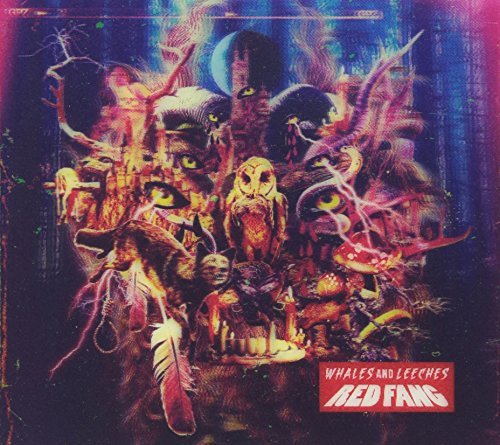 Whales and Leeches Deluxe CD [Ltd. Lenticular] by Red Fang