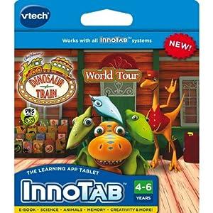 VTech InnoTab Software - Dinosaur Train