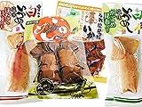 いかめし4種セット(いか飯食べ比べ)マルモ食品(2尾入いかめし・白イカメシ帆立貝柱・白い烏賊飯がごめ昆布・いか飯になれなかったいか)まるも食品