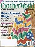 img - for Crochet World (June 2010) book / textbook / text book