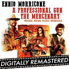 A Professional Gun - The Mercenary (Original Motion Picture Soundtrack) - Remastered