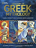 img - for Treasury of Greek Mythology: Classic Stories of Gods, Goddesses, Heroes & Monsters book / textbook / text book