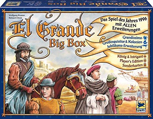 schmidt-spiele-el-grande-big-box