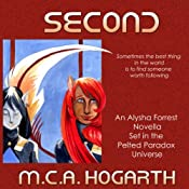 Second: Alysha Forrest, Book 2 | M.C.A. Hogarth