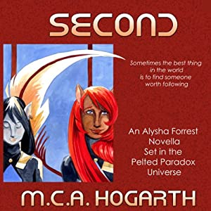 Second: Alysha Forrest, Book 2 | [M.C.A. Hogarth]