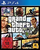Platz 8: Grand Theft Auto V - [PlayStation 4]