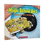 img - for The Magic School Bus Explores the Senses book / textbook / text book