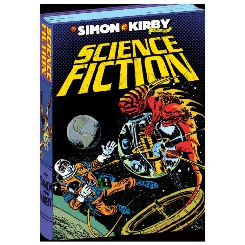 Titan fortsætter Simon & Kirby med Science Fiction og Horror