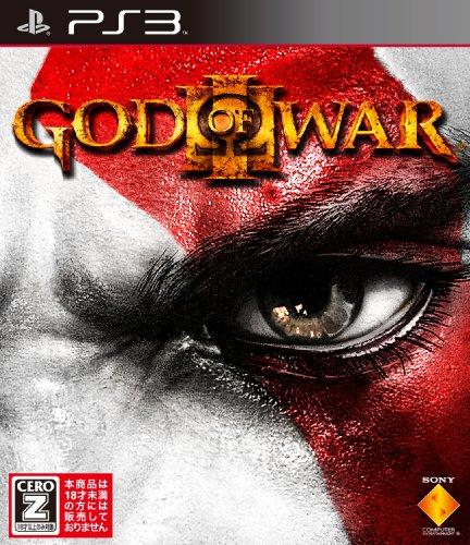 ゴッド・オブ・ウォー III(初回生産版:主人公クレイトスの「スキン」ダウンロードプロダクトコードチラシ封入)