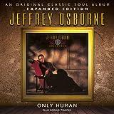 Songtexte von Jeffrey Osborne - Only Human
