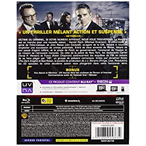 Person of Interest - Saison 2 - Blu-ray + Digital HD Ultraviolet [Blu-ray +