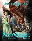 Stormdragon: Epic Fantasy Adventure (Jonas Flash Chronicles Book 1)