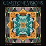 img - for Gemstone Visions 2009 Wall Calendar book / textbook / text book