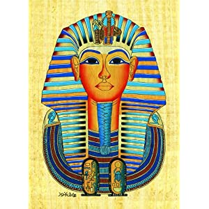Egyptian King Tut Mask 1000-Piece Puzzle