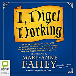 I, Nigel Dorking Audiobook