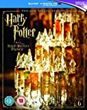 Harry Potter and the Half Blood Prince (2016 Edition) [Blu-ray] [Region Free]