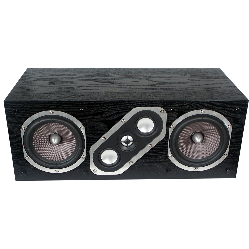 Energy Speaker Systems 72-21168 RC-LCR Center Speaker (Black) (Discontinued by Manufacturer)