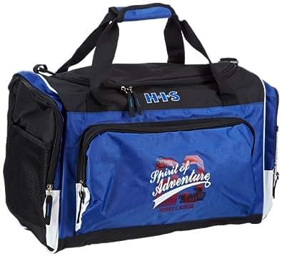 HIS  Sporttasche, sacs à main adulte mixte - Bleu - Bleu - Blau (blau), 45x27x28 cm (B x H x T) EU